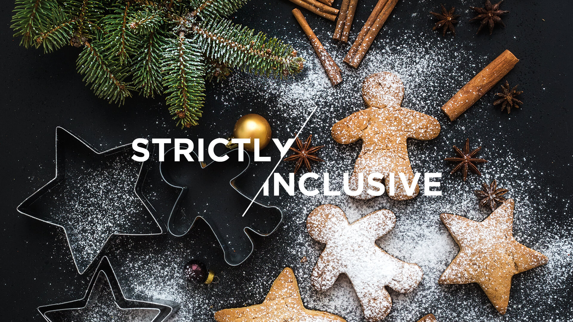 Strictly Inclusive | Week One