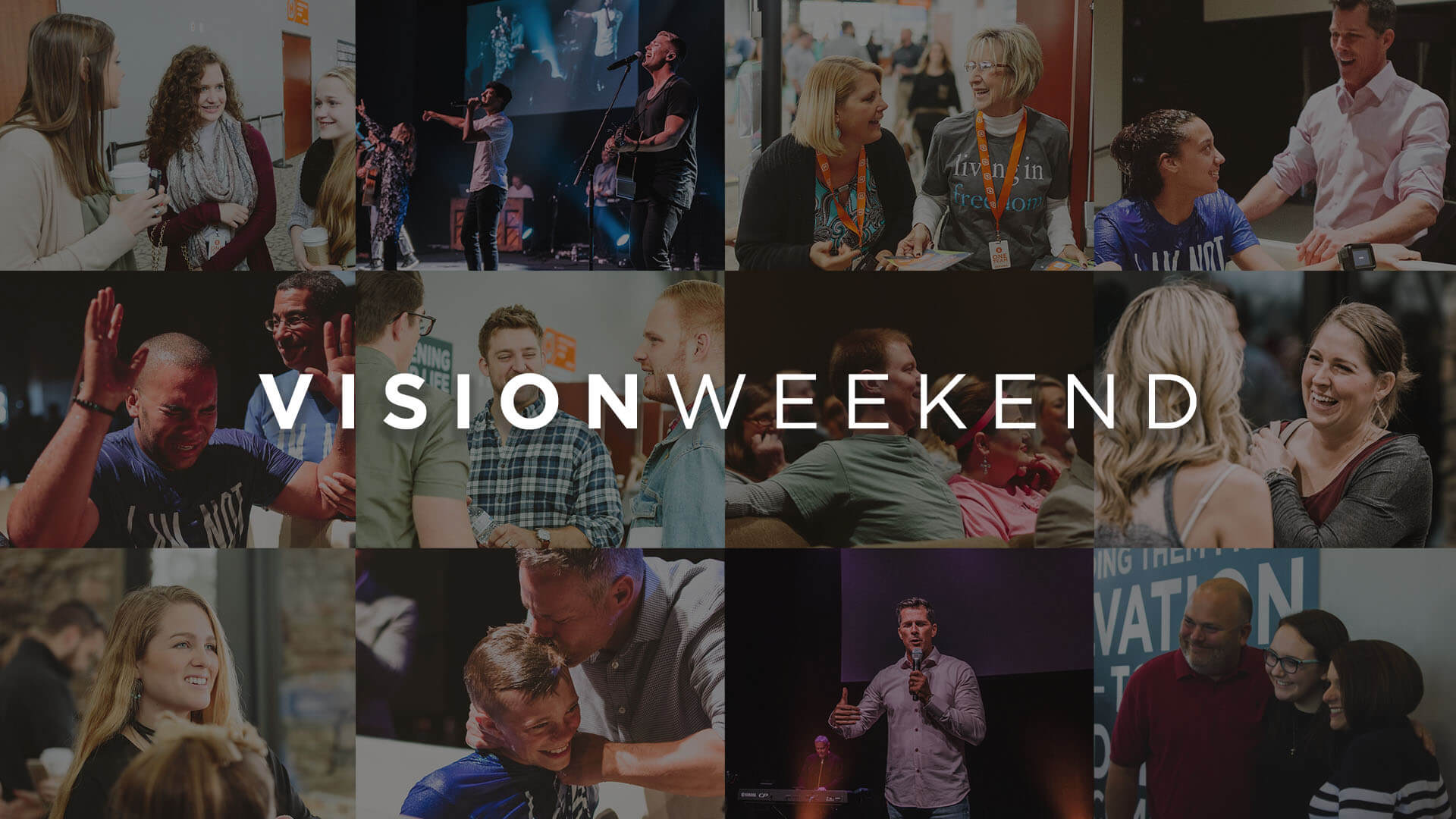 Jeff Klingenberg | Vision Weekend – April 2018