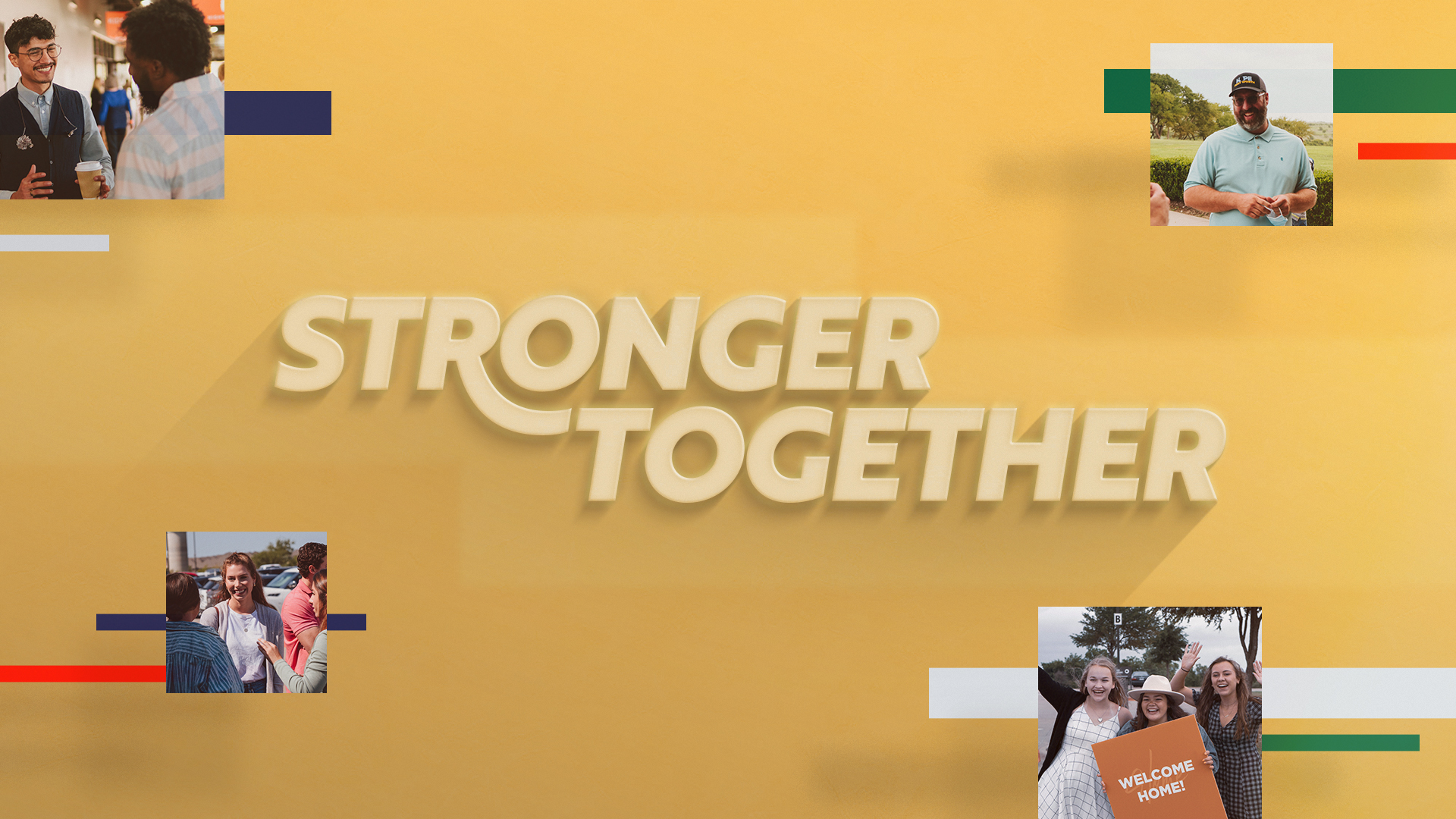 Stronger Together Pt. 2